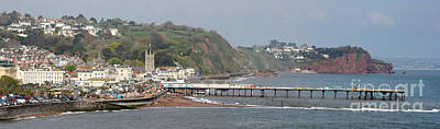 Photograph - Teignmouth Devon by Terri Waters