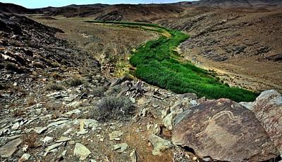 Ancient Mesopotamia Photograph - Teimareh Valley by Babak Tafreshi