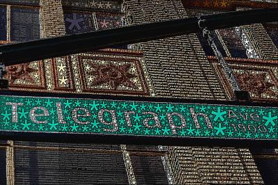 Photograph - Telegraph Avenue Oakland California by Bill Owen