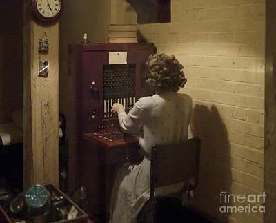 Telephone Operator Original