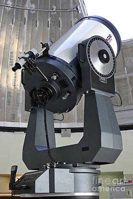Schmidt Photograph - Telescope by Babak Tafreshi