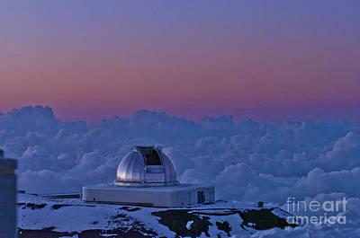 Telescope Art Print by Karl Voss