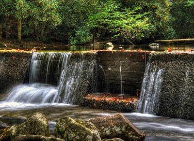 Photograph - Tellico River by Greg and Chrystal Mimbs