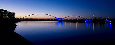 Tempe Town Lake Art Print by Kelly Gibson