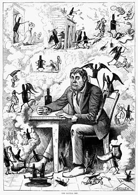 Temperance, 1874 Art Print