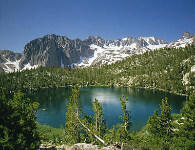 Photograph - 2m6441-temple Crag And Black Lake by Ed  Cooper Photography