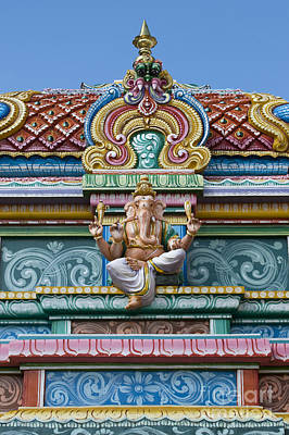 Photograph - Temple Ganesha  by Tim Gainey