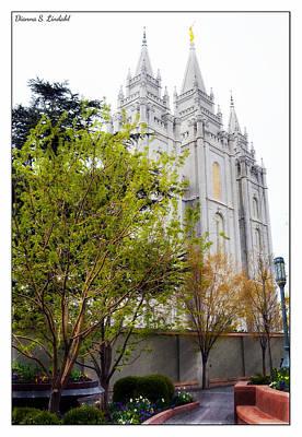 Temple In Sight Original