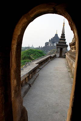 Photograph - Temples View by Nigel Killeen