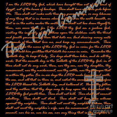 Jesus Christ Digital Art - Ten 20130213 by Wingsdomain Art and Photography