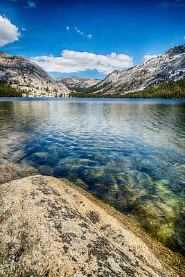 High Sierra Photograph - Tenaya by Kristopher Schoenleber