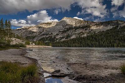 Photograph - Tenaya Lake by Cat Connor