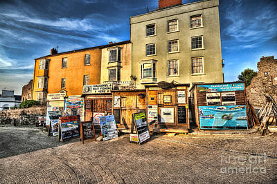 Photograph - Tenby Boat Trips by Steve Purnell