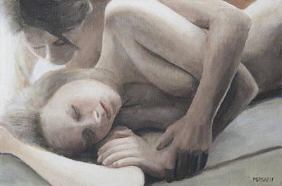 Painting - Tender Awakening  by Masami Iida