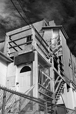 Photograph - Tenement by Gerry Bates