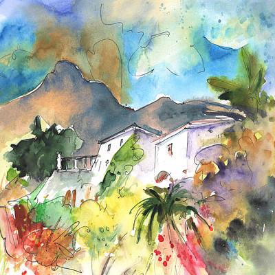 Painting - Tenerife Landscape 02 by Miki De Goodaboom