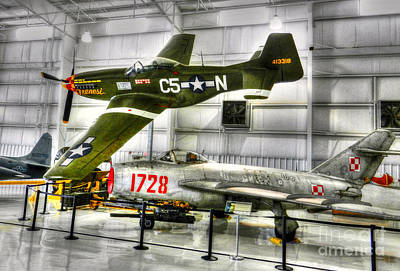 Photograph - Tennessee Museum Of Aviation by Paul Mashburn