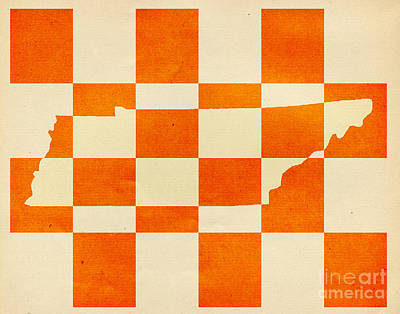 Tennessee Art Print by Scott Karan