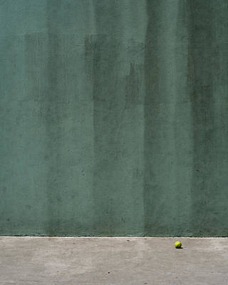Photograph - Tennis Ball by Stuart Hicks