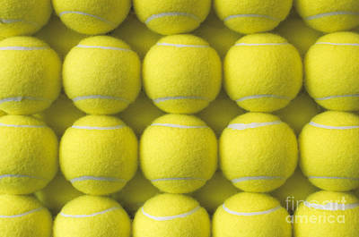 Photograph - Tennis Balls by Jim Corwin
