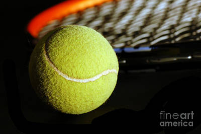 Wimbledon Photograph - Tennis Equipment by Michal Bednarek