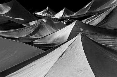 Photograph - Tents by Celso Bressan