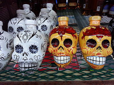 Tequila To Die For Original by ARTography by Pamela Smale Williams
