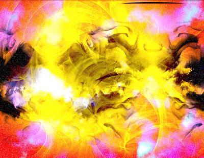 Digital Art - Teri's Energy Series 14 by Teri Schuster