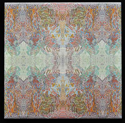 Ceramic Mixed Media - Term by Rahel TaklePeirce