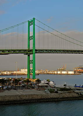 Photograph - Terminal Island In San Pedro by Kirsten Giving