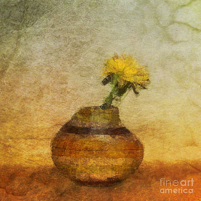 Photograph - Terra Flora by Aimelle