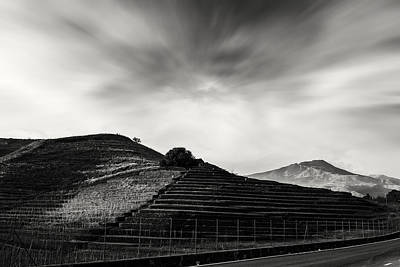 Photograph - Terraces by Alfio Finocchiaro