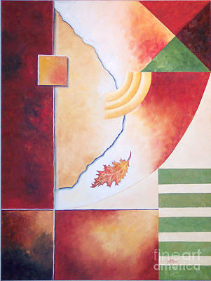 Terraform 2- Taos Series Art Print by Teri Brown