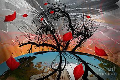 Digital Art - Terratora by Angelika Drake