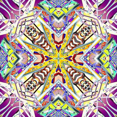 Keith Richards - Tesla Vibration by Derek Gedney