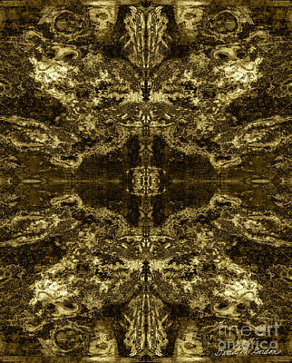 Gordan Digital Art - Tessellation No. 2 by David Gordon