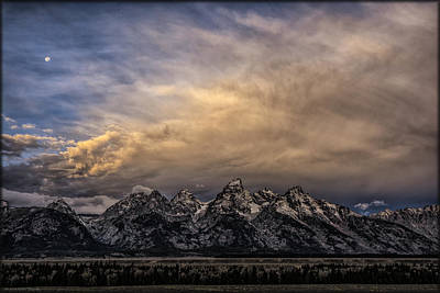 Photograph - Teton Sunrise by Erika Fawcett