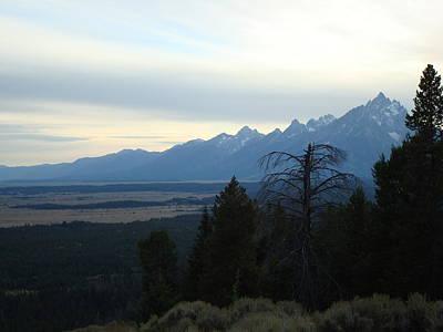 Photograph - Teton View by Susan Woodward
