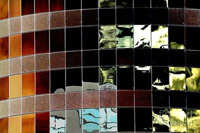 Photograph - Tetris by Christiane Hellner-OBrien
