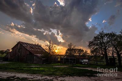 Photograph - Texano Sky by Will Cardoso