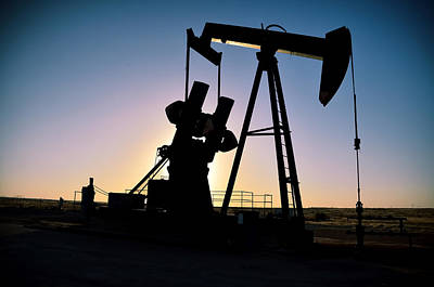 Photograph - Texas Crude by Ken Smith