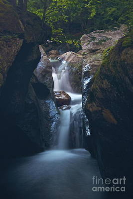Photograph - Texas Falls Vermont by Amazing Jules