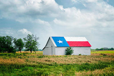 Photograph - Texas Pride by Victor Culpepper