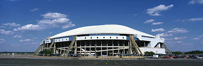 Texas Stadium Art Print by Panoramic Images