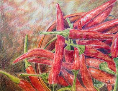 Painting - Texas Toothpicks by Norma Gafford