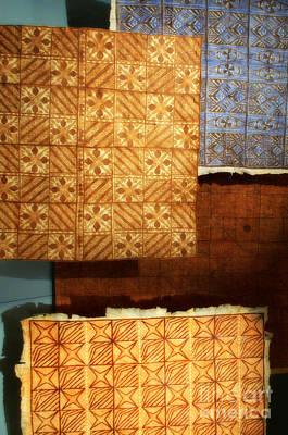 Photograph - Textile1 by Anjanette Douglas