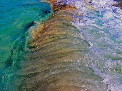 Texture Varadero. Sea. Wave. Original by Andy Za