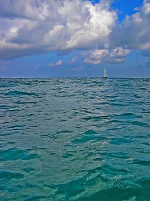Texture Varadero. To Go Under Sail. Original by Andy Za