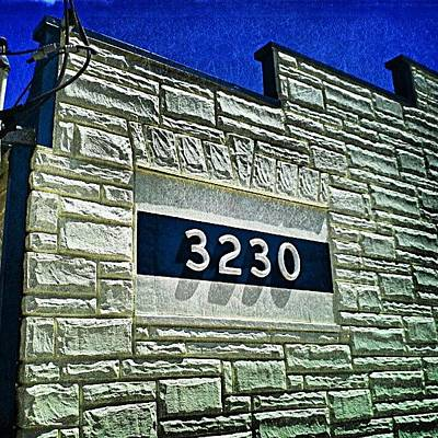 Color Contrast Wall Art - Photograph - Textures Of Metairie Louisiana by Glen Abbott