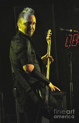 Concert Photograph - Tfk-joel-4137 by Gary Gingrich Galleries